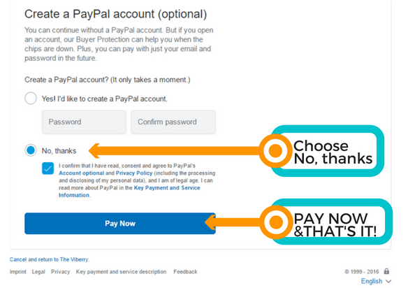 Paypal Payment (2)